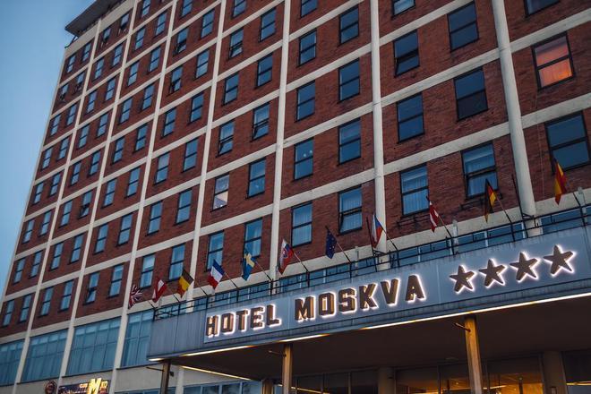 Interhotel Moskva foto 1