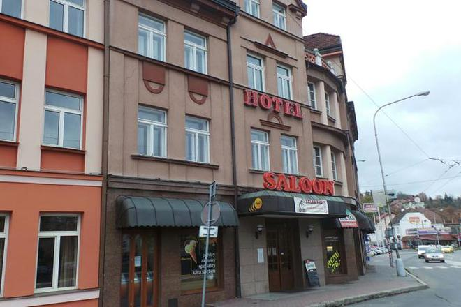 Hotel Saloon foto 1