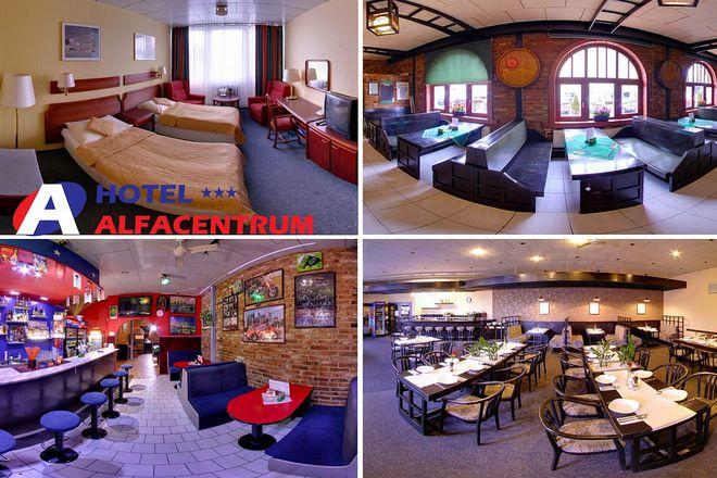 Hotel Alfacentrum foto 1