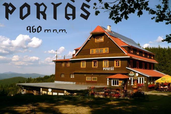 Horský hotel Portáš foto 1