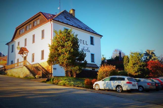 Hotel Hořice na Šumavě foto 1