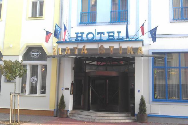 Hotel Zlatá Štika foto 1