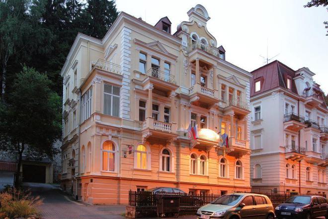 Hotel Villa Gloria foto 1