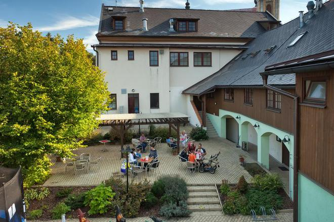 Hotel Bystré foto 1