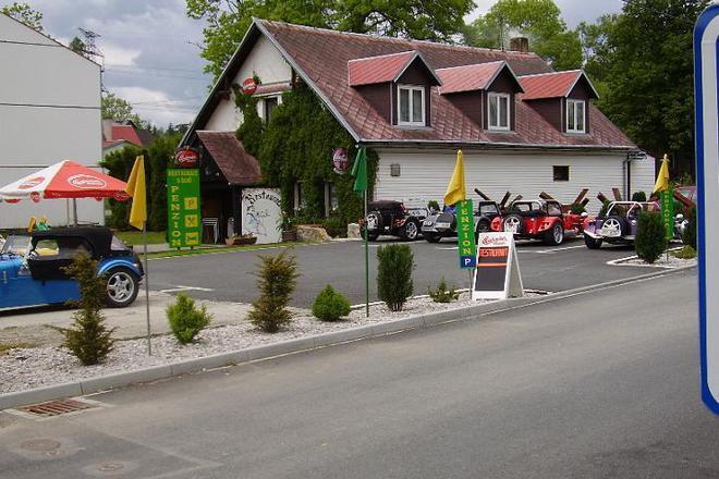 Restaurace a penzion U Šilhů foto 1