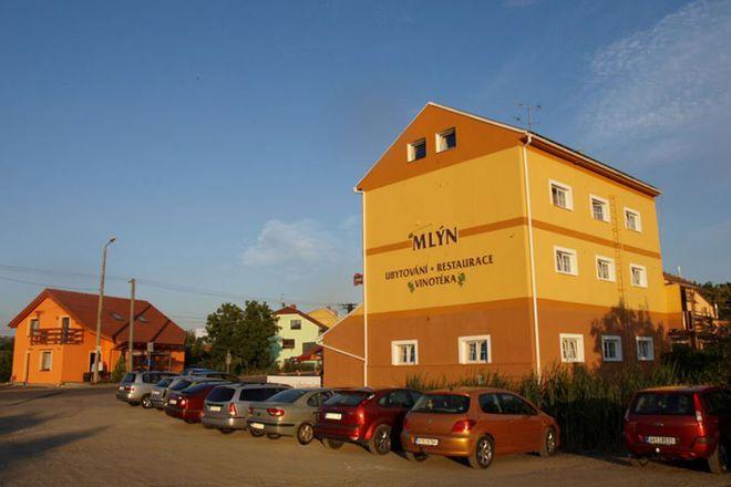 Penzion Mlýn Bořetice foto 1