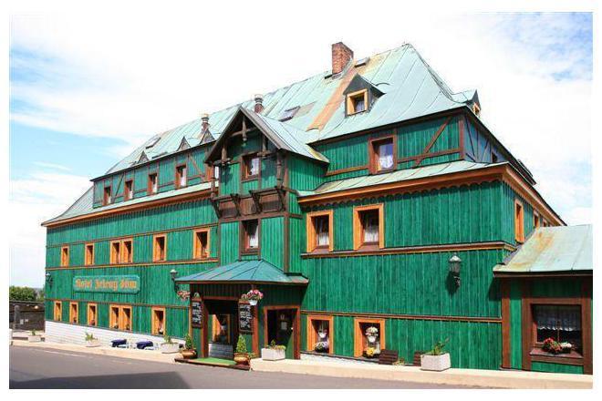 Hotel Zelený dům foto 1