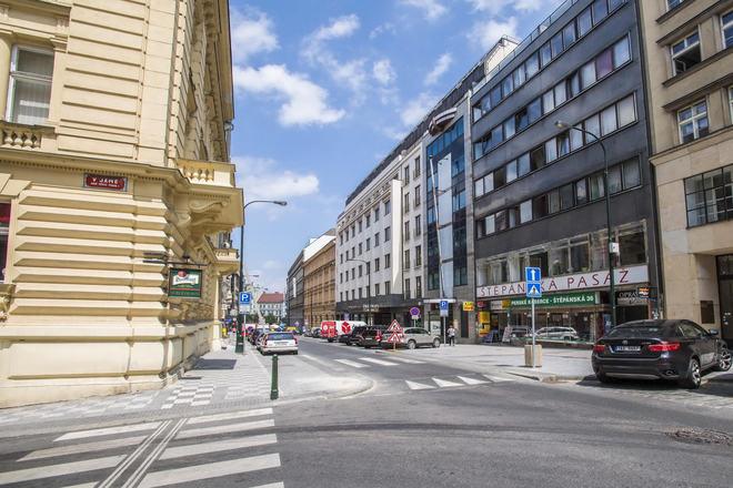 Štěpánská apartmány foto 1