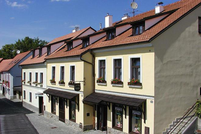 Pension Hotel Vltavín foto 1