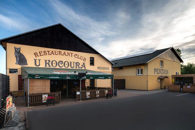 Penzion a Restaurant Club U Kocoura foto 1