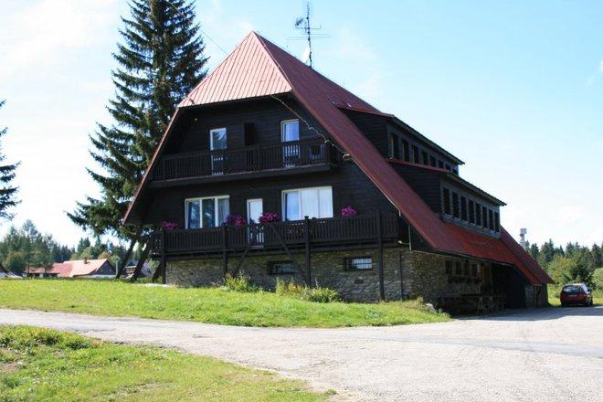 Chata Churáňov foto 1