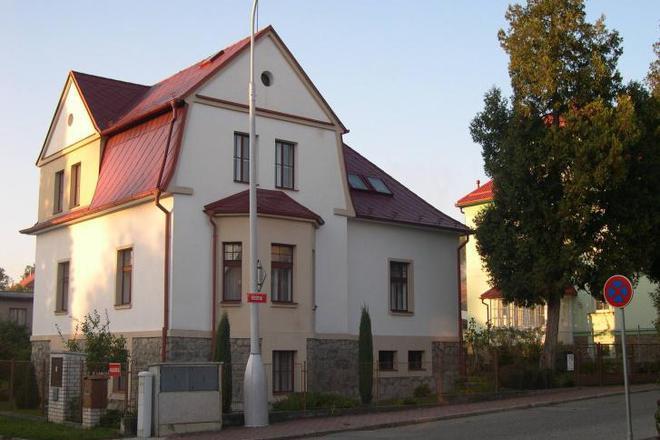 Ubytování v Hluboké nad Vltavou foto 1