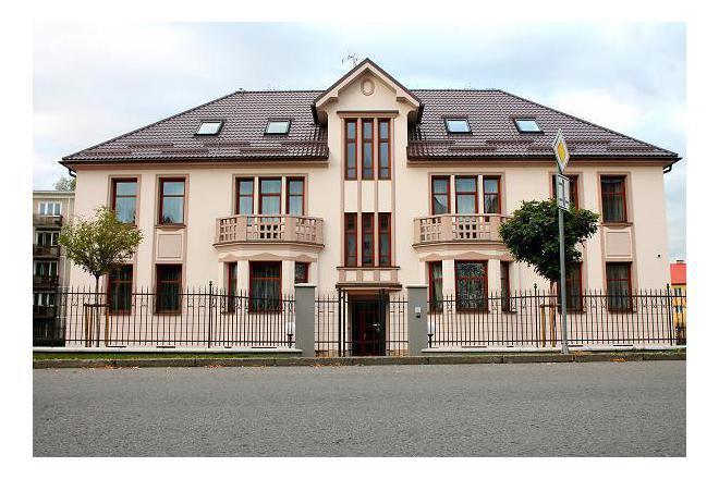 Penzion Reichova Vila foto 1