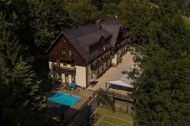 Sporthotel Švýcarská bouda foto 1