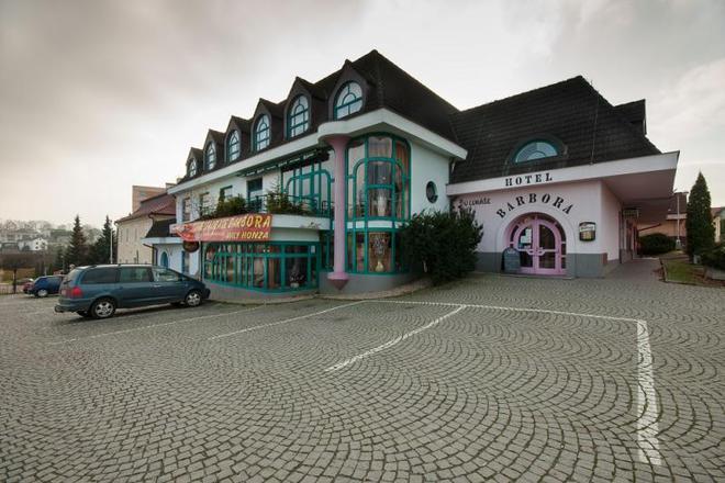 Hotel Barbora foto 1