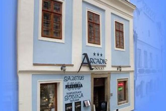 Hotel Arcadie foto 1
