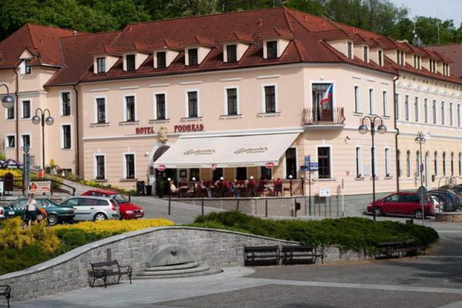 Hotel Podhrad foto 1