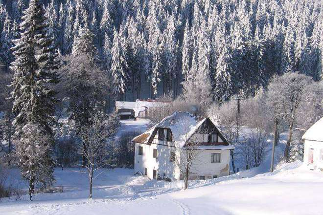 Horská chata Pstruhovka foto 1