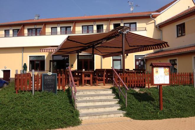 Hotel U Zlaté rybky foto 1