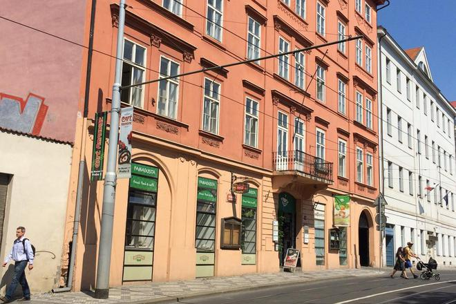 Charles Square Hostel foto 1