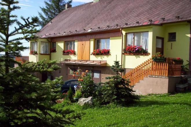 Apartmán Hájenka foto 1