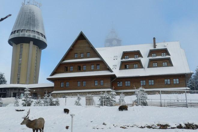 Kramářova chata na Suchém vrchu foto 1