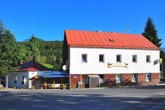 Hospůdka Na Růžku - Ubytování v soukromí Horní Lipová foto 1