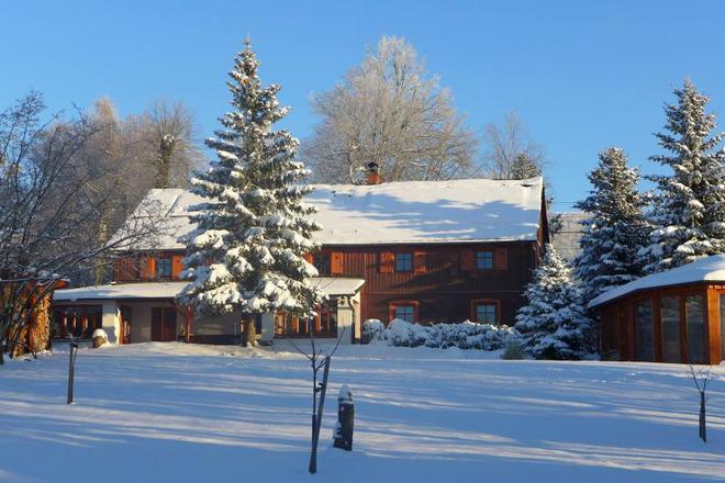 Rodinné ubytování Chaloupka Sněžník foto 1