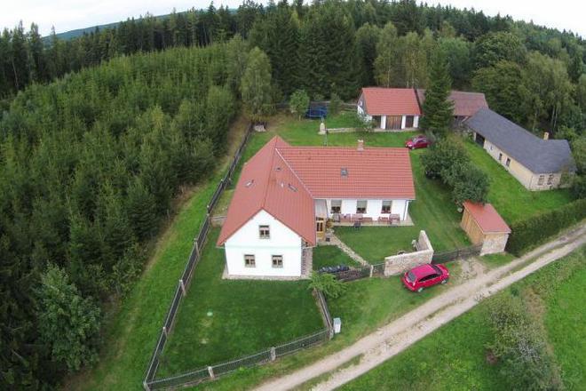 Ubytování Česká Kanada - Šmikmátor foto 1