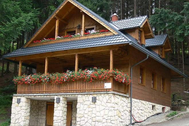 Chata Pod Loučkou foto 1