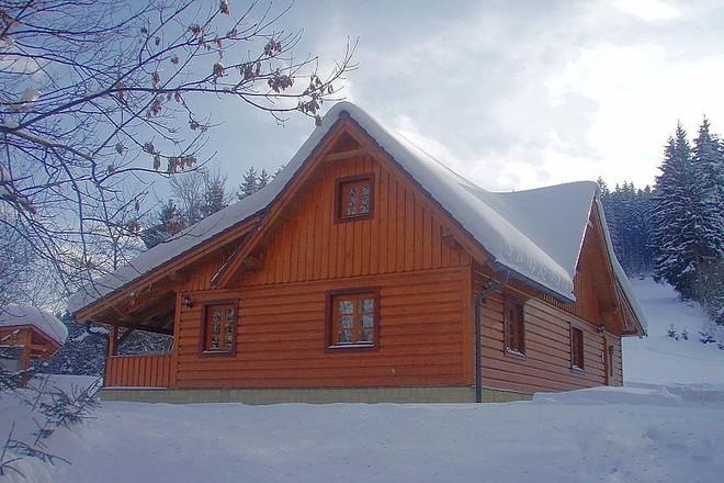 Chalupa Velké Karlovice foto 1