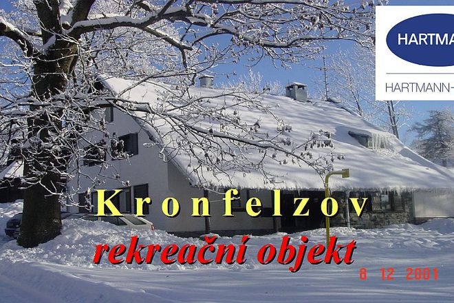 Kronfelzov - rekreační objekt foto 1