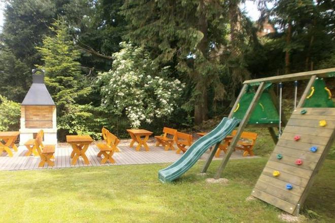 Zahrada - dětský koutek