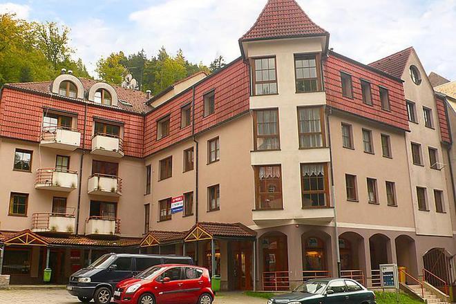 Apartmány Lanovka foto 1